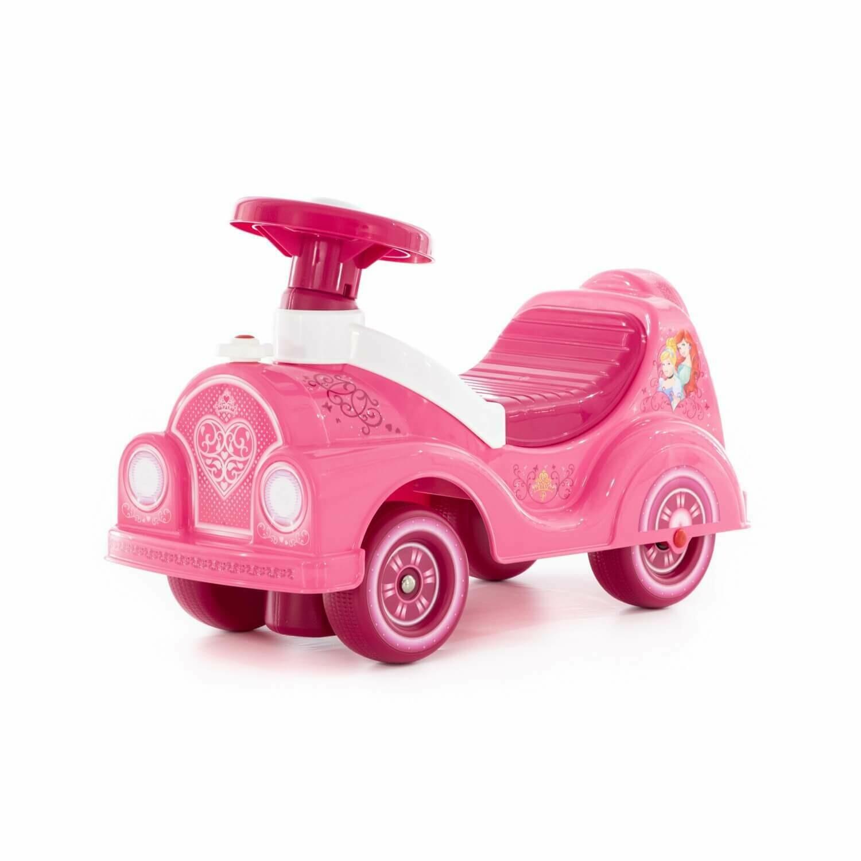 """Полесье Автомобиль-каталка Disney """"Принцессы"""""""
