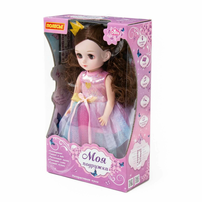 "Полесье Кукла ""Алиса"" (37 см) на балу (в коробке)"