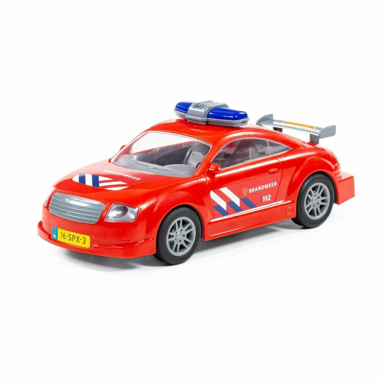 Полесье Автомобиль пожарный инерционный (NL) (в пакете)