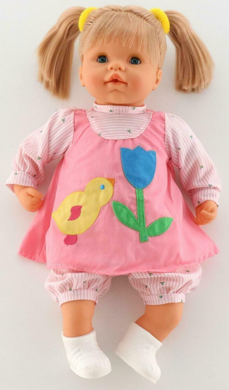 """Кукла """"Лаура"""": разговаривает"""