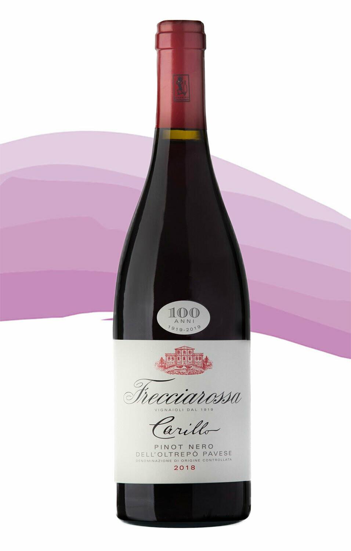 Carillo 2018 Pinot Nero Oltrepò Pavese