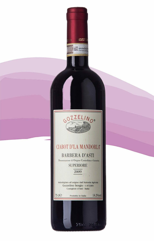 Ciabot d'la mandorla 2003 Barbera d'Asti Superiore Gozzelino Sergio