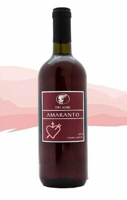 Amaranto 2018 Rosato Salento DeiAgre