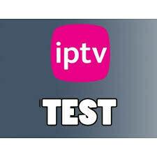 IPTV TEST GRATUIT 4H