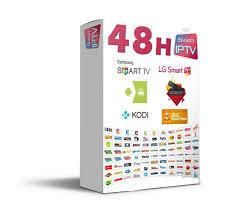 IPTV TEST 48H