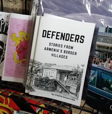 Defenders Print Book