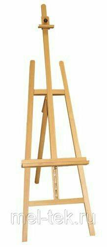 Мольберт деревянный, регулируемый 175 см