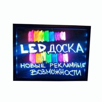 Световая LED доска (Flesh панель)