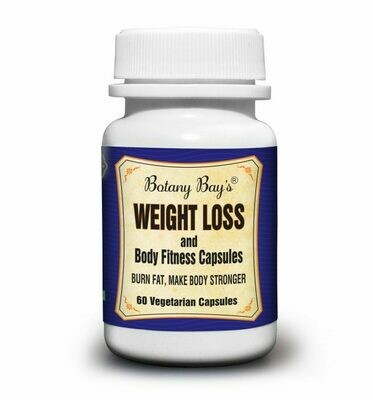 WEIGHT LOSS AND BODY FITNESS CAPSULES