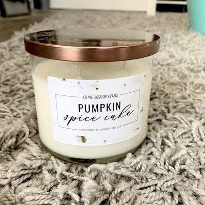 Pumpkin Spice Cake 16oz Candle
