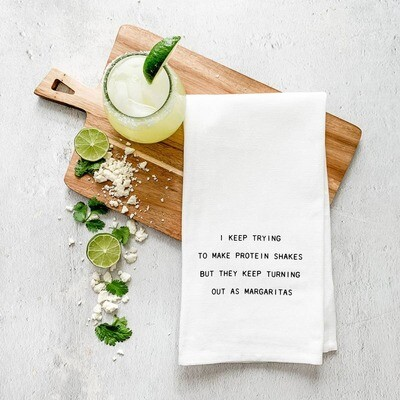 Margaritas - Tea Towel