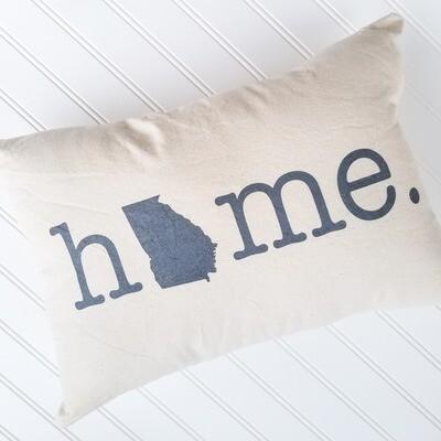 Georgia Home Pillow