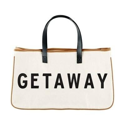 Canvas Tote - Getaway