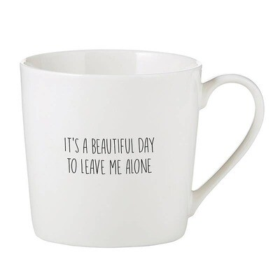 Cafe Mug - Beautiful Day
