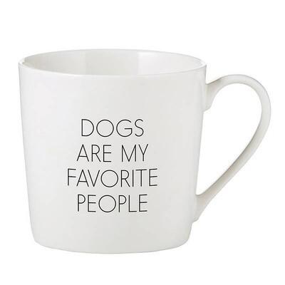 Cafe Mug - Favorite People
