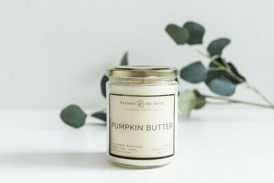 Pumpkin Butter Candle