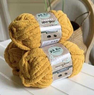 Mustard Yarn