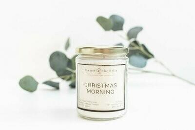 Christmas Morning Candle