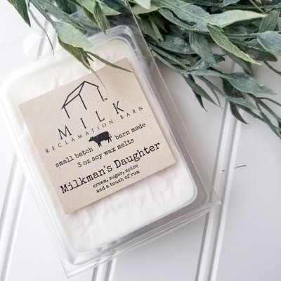 Milkman's Daughter Wax Melt