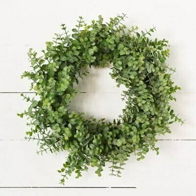 "18"" Eucalyptus Wreath"