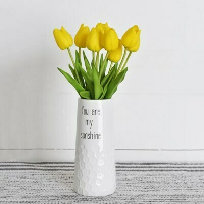 You Are My Sunshine Vase