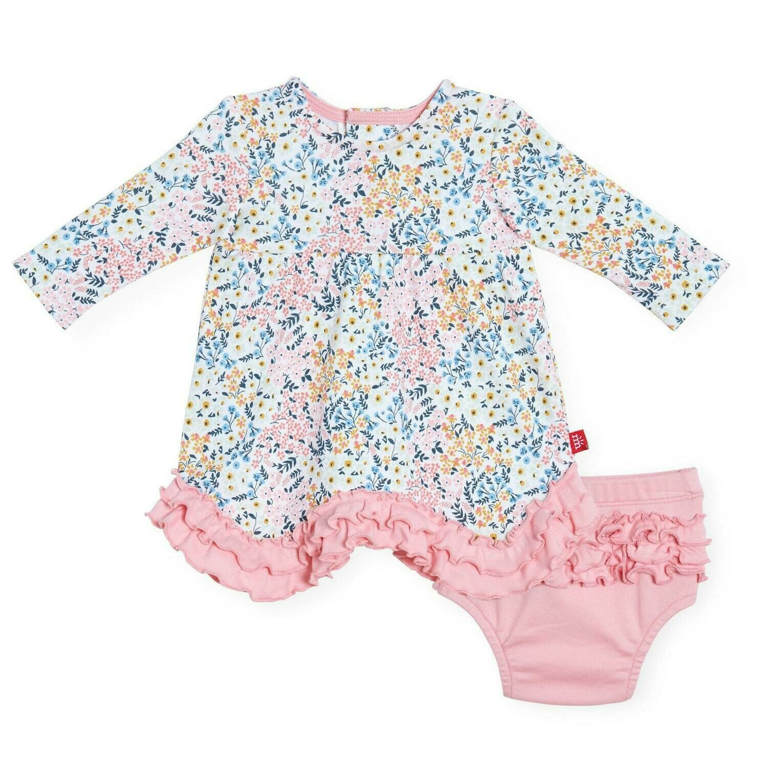 Chelsea Dress and Diaper Cover