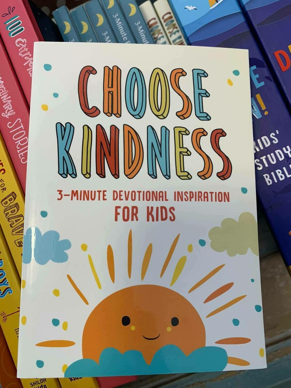 Choose Kindness Book