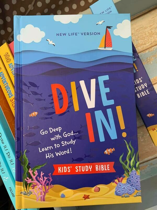 Dive-In Kids Bible