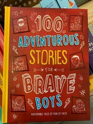 100 Adv Stories for Boys