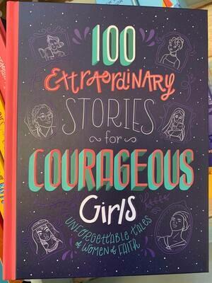 Adv. Stories for Girls
