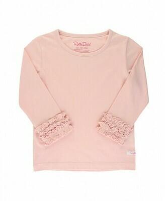 Ballet Pink Long Sleeve Tee