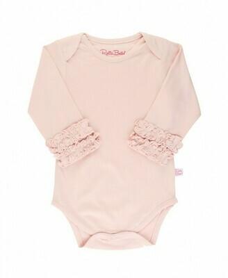 Ballet Pink Bodysuit