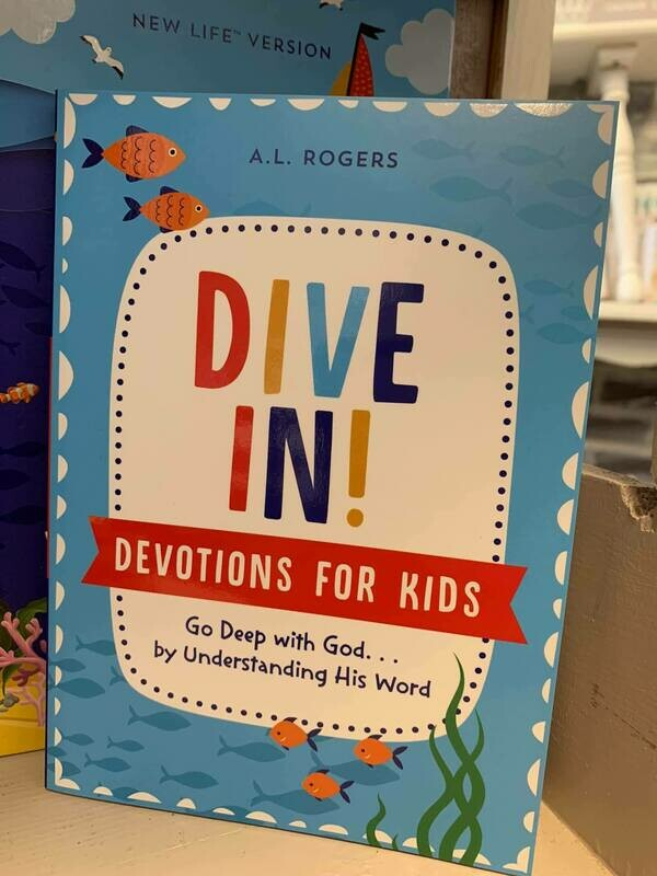 Dive-In Kids Devotional
