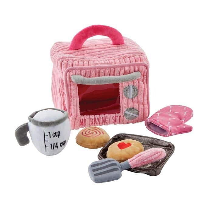 My Baking Plush Set