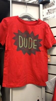 Dude Star Tshirt