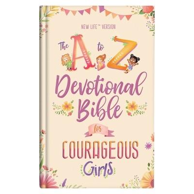 A-Z Devotional Bible-girls