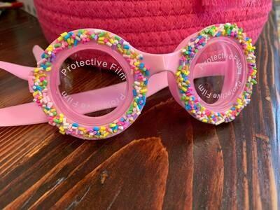 Sprinkles Swim Goggles