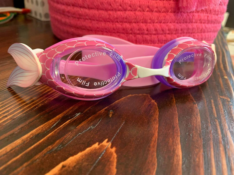 Mermaid Swim Goggles