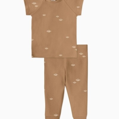 Short Sleeve Jammies Sunrise/Ginger