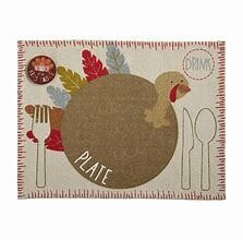 Kids Table Placemat