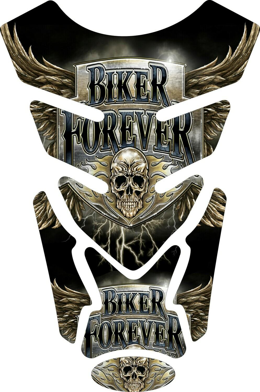Biker Forever Tank Pad. Universal Fit