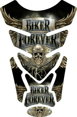 Biker Forever Tank Pad. Universal Fit