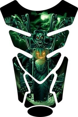Green Reaper Tank Pad. Universal Fit