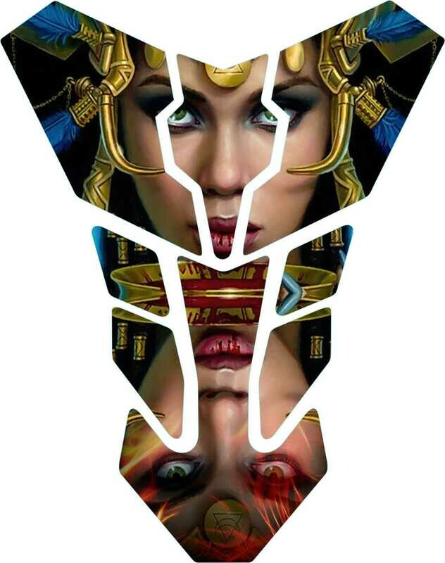 Transformer Tank Pad - Egyptian Goddess. Universal Fit