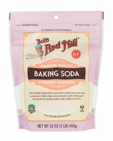 Baking Soda / Хлебопекарная сода