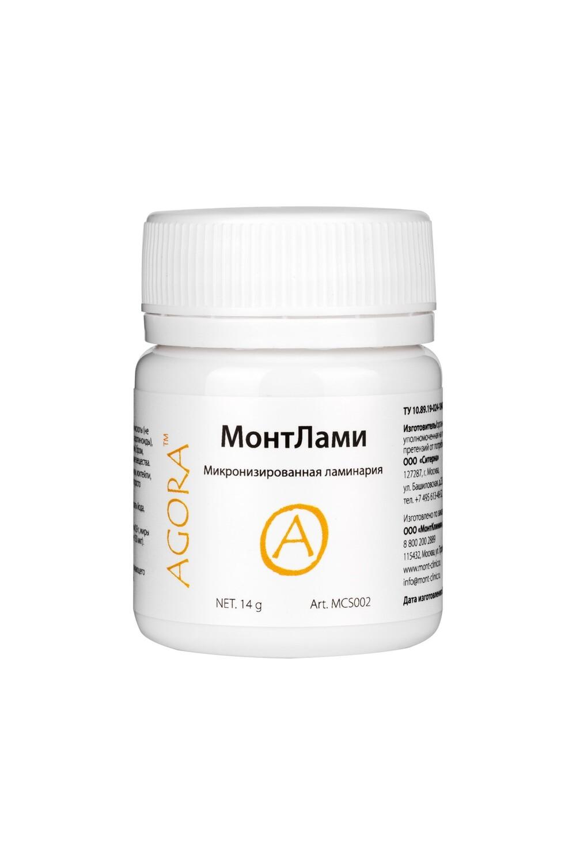 МонтЛами - мощный органический сорбент