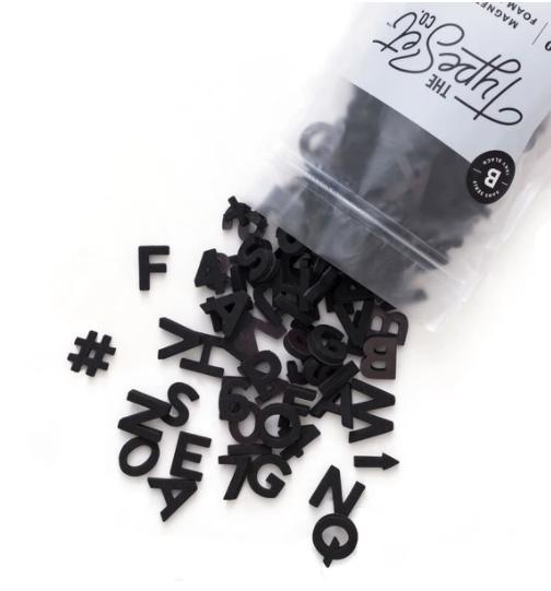Magnetic Letter Set