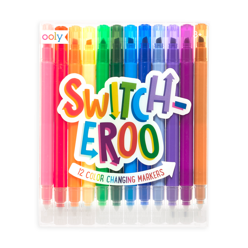 Switch-eroos Color Changing Markers