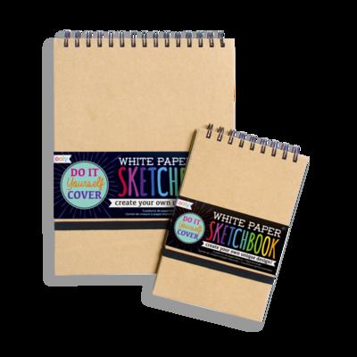 White Sketch Book