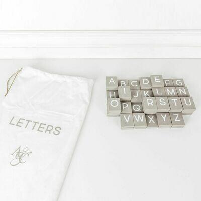 Slate Letters